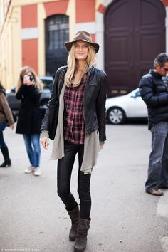 Perfection...Comfortable and cute! Grunge