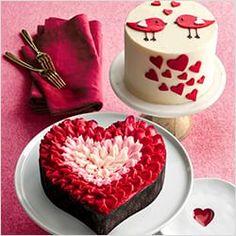 trendy ideas for cupcakes anniversaire chocolat Valentine Desserts, Valentines Day Desserts, Valentine Cake, Fun Cupcakes, Cupcake Cakes, Cake Cookies, Heart Shape Cake Design, Heart Shaped Cakes, Heart Cakes