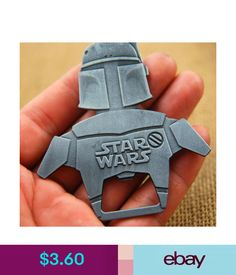 Barware Star Wars Metal Key Chains Key Ring Boba Fett Bottle Opener Pendant Hot #ebay #Home & Garden