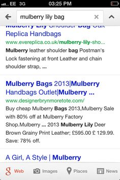 Slimming world Mulberry Lily, Mulberry Bag, Replica Handbags, Cheap Bags, Slimming World, Leather, Stuff To Buy