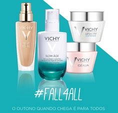 Amostras e Passatempos: Campanha | Passatempo Fall4All by VICHY