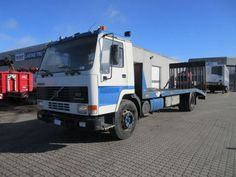 Volvo FL 7 - PLATAFORMA TOW