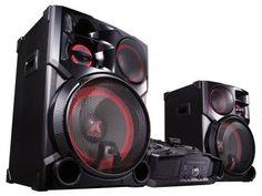 Mini System LG 1 CD 4100W MP3 - Multi Bluetooth Conexão USB CM9960 com as melhores condições você encontra no Magazine Jbtekinformatica. Confira!