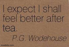 P.G. Wodehouse speak