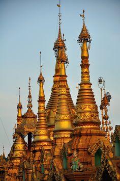 Yangon/Rangoon, Burma, by gedsman Mandalay, Laos, Burma Myanmar, Myanmar Travel, Semester At Sea, Shwedagon Pagoda, Temple Ruins, Buddha, Sacred Architecture