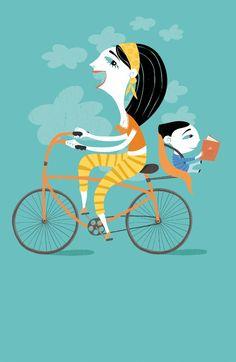 Ilustraciones de Valeria Gallo para la FILIJ de Ciudad de México.