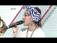 Dara de 2NE1 head shoulders completo - YouTube