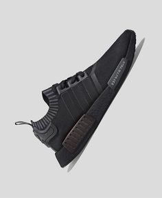 @adidas #NMD #TripleBlack  Release date : 2016  Cop ? Pass ? by sneakersaddictcom