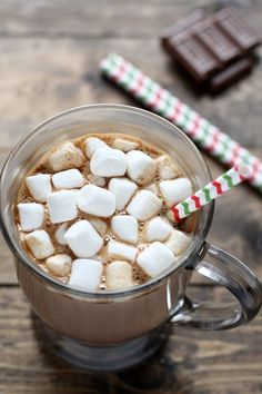 An easy stove top hot chocolate recipe everyone will love!