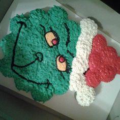 Grench cupcake cake by Curshana