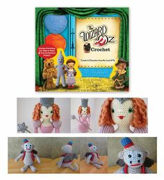 The Wizard of Oz Crochet Kit