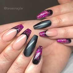 """3,037 Likes, 10 Comments - Ugly Duckling Nails Inc. (@uglyducklingnails) on Instagram: """"Beautiful nails by @taraasnaglar  Ugly Duckling Nails page is dedicated to promoting quality,…"""""""
