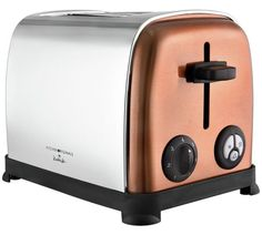 16 best metallic accents 2 slice toaster images on pinterest