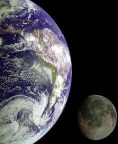 ●○•°☆~Earth and Moon~☆°•○● ●○•°☆~Erde und Mond~☆°•○●