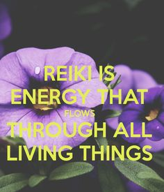 Reiki is #spiritual #energy