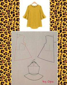 Sewing blouse diy 49 ideas Effective Pictures We Offer You About Women Blouse for party A quality picture can tell you many things. You can find the most beautiful pictures that can be presented to you about Women Blouse cott Dress Sewing Patterns, Blouse Patterns, Sewing Patterns Free, Clothing Patterns, Sewing Tutorials, Sewing Diy, Sewing Blouses, Blog Couture, Diy Dress
