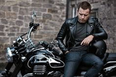 Ewan McGregor on Riding Motorcycles, Directing American Pastoral