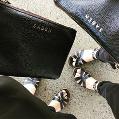 Black on black on black on black!⠀ ⠀ 📷 from Featuring our Originals in (yup you guessed it) black! Salt And Water, Chanel Ballet Flats, Black Sandals, Fashion Boutique, Yup, Pairs, The Originals, Summer Sandals, Auckland