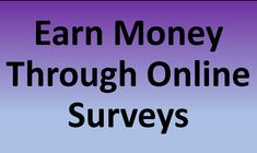 To find our website, it is necessary to enter words such as how to make a lot of money online uk in the search engine. Best Paid Online Surveys, Make Money Online Now, How To Get Money, Make Money From Home, Online Work From Home, Work From Home Jobs, Survey Websites, Internet Marketing, Online Business