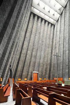 Sint-Ritakerk van Léon Stynen in Harelbeke - Google-Suche