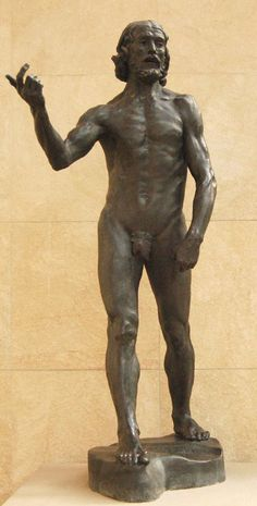 St John the Baptist Preaching, Auguste Rodin, France Auguste Rodin, Musée Rodin, Sculpture Projects, Art Sculpture, Modern Sculpture, Bronze Sculpture, Metal Sculptures, Abstract Sculpture, Garden Sculpture