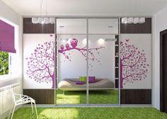 girls+tween+bedroom | Teenage Girls Room Decor Style Lovely Teenage Girls Bedroom Interior ...