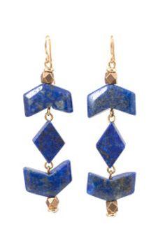 mesa dangle earrings / vanessa mooney