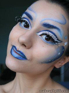Winter Fairy http://www.makeupbee.com/look_Winter-Fairy_20655