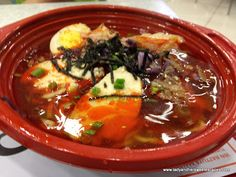 Spicy ramen Umami
