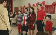 WhenFresh Off the Boatmakes its midseason return Tuesday night, it's bringing something completely new to network TV: Chinese Lunar New Year. It...
