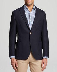 Hilditch & Key Hopsack Sport Coat - Regular Fit - Bloomingdale's Exclusive