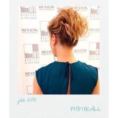 Preciosa!!! #blue01stylist #photocall #peinados #peluqueria #peluquerias #peluqueriaunisex… http://ift.tt/1JEXRAc