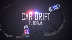After Effects – Car Drift Animation Tutorial