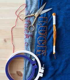 Free Tutorial - Embroidery 101: Luck On My Side T-Shirt