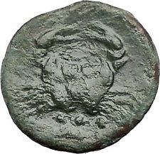AKRAGAS in SICILY 425BC Eagle Rabbit Crab Crayfish Ancient Greek Coin i55545