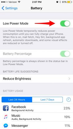 How to Fix Bad Battery Life with iOS 10 on iPhone | iPhoneLife.com