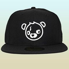 e481095e494 Fortnite Cuddle Team Bear Head Snapback Hat FREE SHIPPING battle royale xbox  ps4 gaming cap