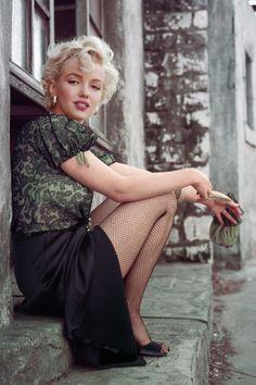 The Hooker Sitting, LA, 1956