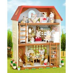 sylvanian families house - Google Search
