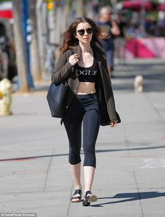 Go rogue in Lily's Suburban Riot sports bra. Click 'Visit' to buy now. #DailyMail