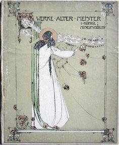 Jessie M King: Werke Alter Meister - Circa 1902