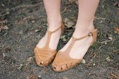 Favorite summer shoes!