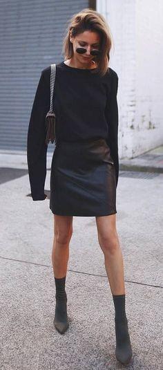 Black, black stockings