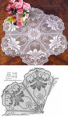 This Pin was discovered by Ale doily chart hard to read Filet Crochet: several vintage style patterns Free Crochet Doily Patterns, Crochet Doily Diagram, Crochet Chart, Crochet Motif, Crochet Lace, Knitting Patterns, Crochet Solo, Filet Crochet, Thread Crochet