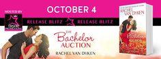 Romance and Fantasy for Cosmopolitan Girls: RELEASE BLITZ: The Bachelor Auction by Rachel Van ...