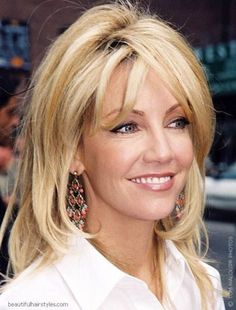 Hairstyle For Women Over 50 Fine And Thinning Hair