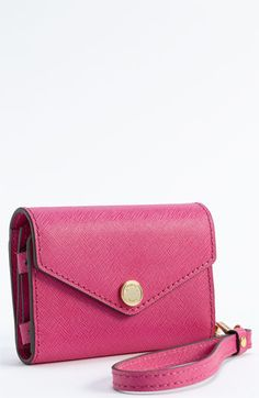 cell phone wristlet (you can sneak your credit card and id in here too!) by Michael, Michael Kors