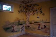 Peter Rabbit room