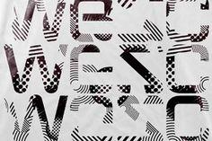 WESC - Hype Type Studio / Paul Hutchison — Graphic Design & Art Direction