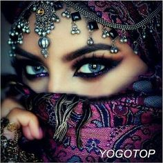 Eye makeup can easily improve your beauty and also make you look incredible. Discover the way in which to use makeup so that you are able to show off your eyes and make an impression. Discover the most beneficial tips for applying makeup to your eyes. Arabian Eyes, Arabian Makeup, Arabian Beauty, Gorgeous Eyes, Pretty Eyes, Cool Eyes, Arab Women, Exotic Beauties, Eye Palette